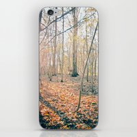 The Forest iPhone & iPod Skin