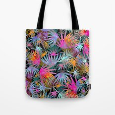 Tropicana - Black Tote Bag