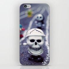 Death FTW iPhone & iPod Skin