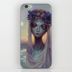 Dreams of Other Worlds iPhone & iPod Skin