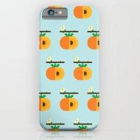 Fruit: Persimmon iPhone 6 Slim Case