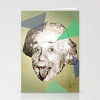 Smile Einstein, Smile Stationery Cards