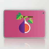 Fruit: Fig Laptop & iPad Skin