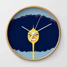 Good Hair Days: Big Wall Clock