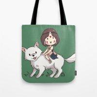 Princess Mononoke II Tote Bag