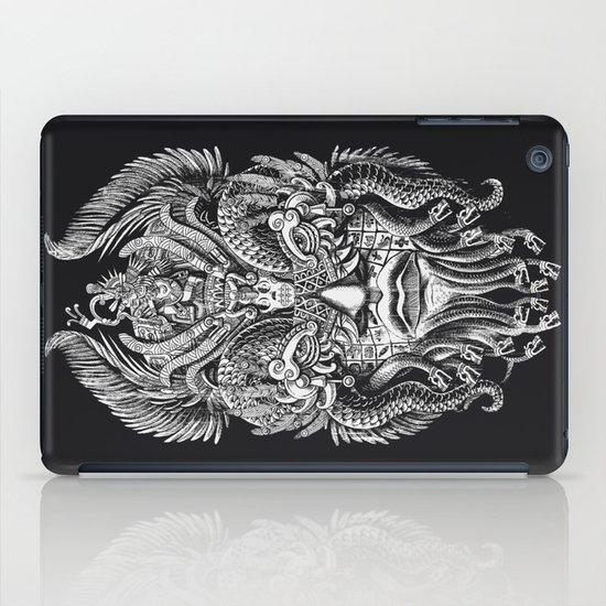 Queztalcoatl iPad Case