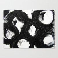No. 21 Canvas Print