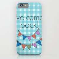 Welcome back! iPhone 6 Slim Case