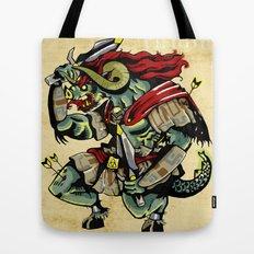 Ganon Tote Bag