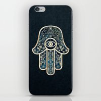 Hamsa 2 iPhone & iPod Skin