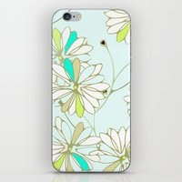 Breezy Floral iPhone & iPod Skin