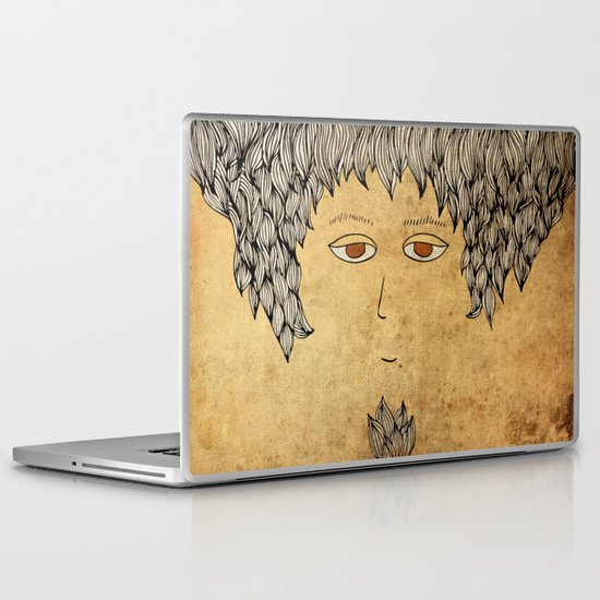 He Is An Architect! Laptop & iPad Skin
