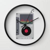 Music Mix Wall Clock