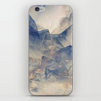 Tulle Mountains iPhone & iPod Skin