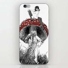 asc 422 - Les railleries (Taunting the Cat) iPhone & iPod Skin