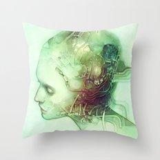 Weld Throw Pillow