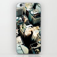 City From Above iPhone & iPod Skin