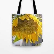 Take Cover [SUNFLOWER] Tote Bag