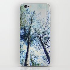 When Time Stood Still iPhone & iPod Skin