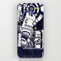 ROBO ATTACK! iPhone & iPod Skin