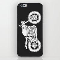 BMW R80 - Cafe Racer Ser… iPhone & iPod Skin