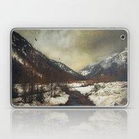 Wild Winter Valley Laptop & iPad Skin