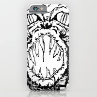 iPhone & iPod Case featuring Anger by ScientisTechni