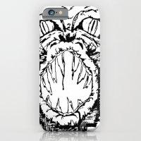 Anger iPhone 6 Slim Case