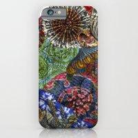 Psychedelic Botanical 3 iPhone 6 Slim Case