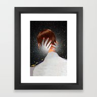 Encapsulated By Double Q… Framed Art Print