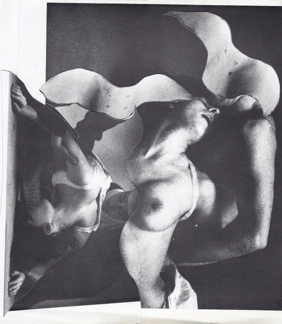 d i f (VACANCY zine) Art Print