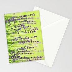 Lavender Stationery Cards