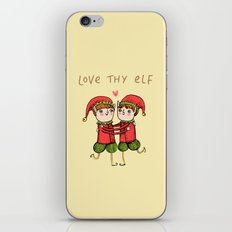 Love Thy Elf iPhone & iPod Skin