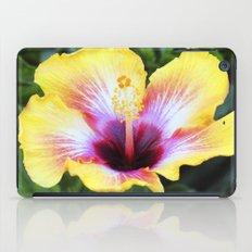 Hibiscus I iPad Case