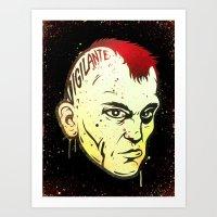Vigilante Art Print