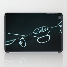 TRON LIGHT JET iPad Case