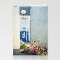 Houat #5 Stationery Cards