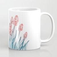 Hyacinths Mug