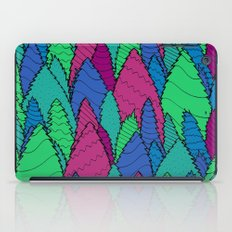 Night Forest  iPad Case