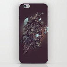 space stone iPhone & iPod Skin