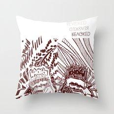 REVOKED Throw Pillow