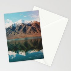 New Zealand Glacier Landscape Stationery Cards