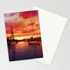 Spanish Marina II Stationery Cards