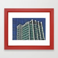 UCH-HDR Framed Art Print