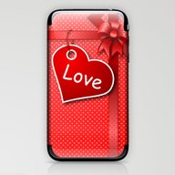 Valentine's  Gift G274 iPhone & iPod Skin