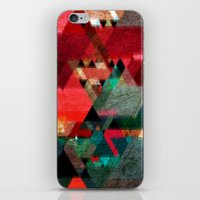Abstract 09 iPhone & iPod Skin