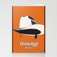 Champ Kind: Sports Stationery Cards