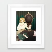 Penny Dreadful Framed Art Print