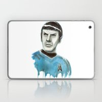 Live Long And Prosper Laptop & iPad Skin
