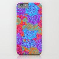 Vibrant Paisley iPhone 6 Slim Case